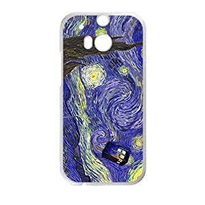 DAZHAHUI Doctor Who Design Fashion Comstom Plastic case cover For HTC One M8 BY RANDLE FRICK by heywan
