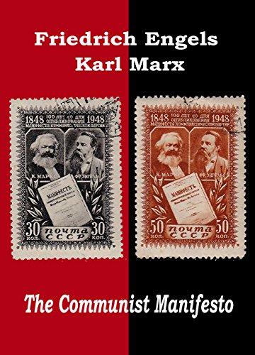 The Communist Manifesto (illustrated) (Karl Marx Jewish Question)