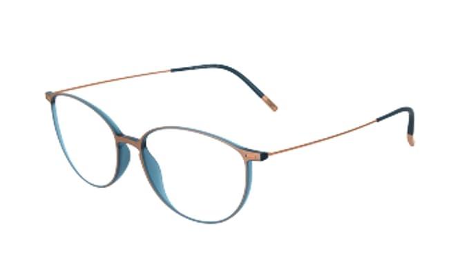 40d20b6c89f5 Eyeglasses Silhouette Urban NEO Full Rim 1580 6040 ink/copper 50/16 ...