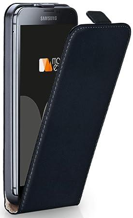 OneFlow Funda para Samsung Galaxy S5 Mini Carcasa Cover con Magnético | Flip Case Funda Móvil Rígida | Funda para teléfono móvil – Marco con Carcasa ...