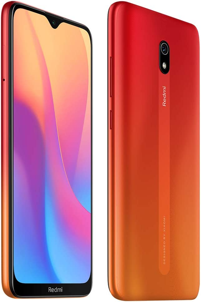 Xiaomi Redmi A8 Dual SIM 32GB 2GB RAM Red: Xiaomi: Amazon.es ...