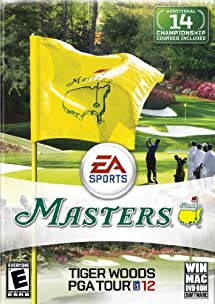 Tiger Woods PGA TOUR 12: The Masters - PC/Mac