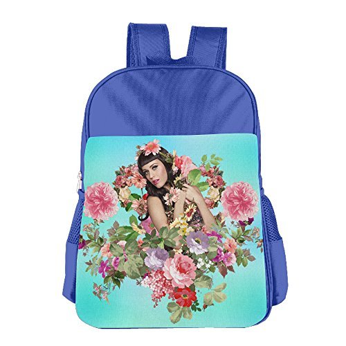 STALISHING Kid's Katy Perry And Flower School Bag (Katy Perry Child Costume)