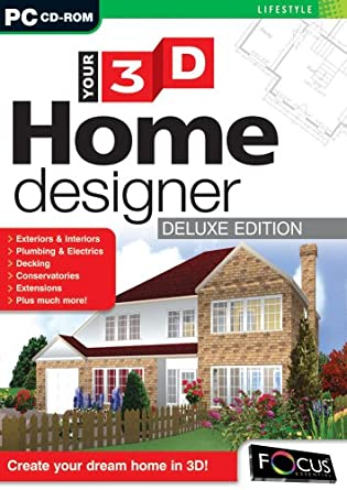 Your 3D Home Designer Deluxe Edition