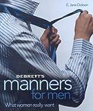 Manners for Men, E. Jane Dickson, 1851495746