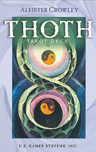 08 Deck (By Aleister Crowley - Thoth Tarot Deck Premier Edition (Crds/Pap P) (3/19/08))