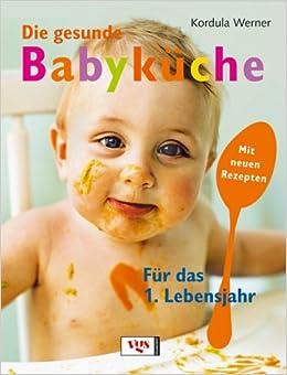Book Die gesunde Babyküche
