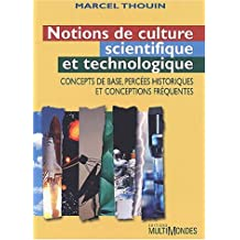 Notions de culture scientifique et technologique