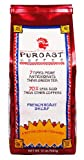 Puroast Low Acid Coffee French Roast Natural Decaf Whole Bean, 12 Oz Bag
