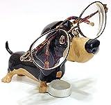 Dachshund Dog Breed Novelty Eyeglass Holder Stand