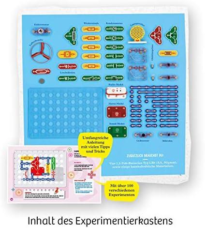 KOSMOS 620608 EasyElektroBigFun Experimentierkasten für Kinder