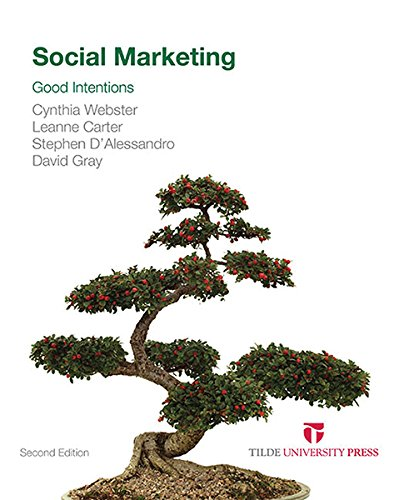 Social Marketing: Good Intentions ebook