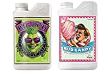 Advanced Nutrients Big Bud and Bud Candy Bundle Set Fertilizers Hydroponics (4 Liter)
