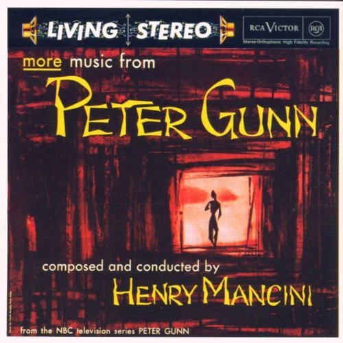 More Music From Peter Gunn by Henry Mancini ()