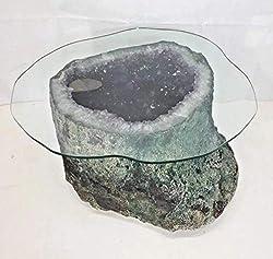 Amethyst Crystal Quartz Table