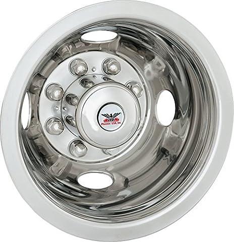 Phoenix Usa Pgq60Rwl Simulator Part Rear Wheel Liner 16In 8Lug 4Hh Quickliner - Phoenix Usa Wheel Simulator