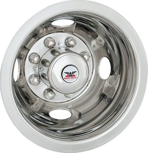 Wheel Phoenix Simulator Usa (Phoenix Usa Pgq60Rwl Simulator Part Rear Wheel Liner 16In 8Lug 4Hh Quickliner)