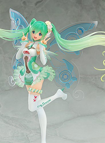 Good Smile Company Hatsune Miku Gt Project Racing Miku 2017 Ver Action Figure Ultra Tokyo Connection GR94033