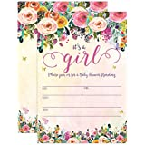 It's a Girl Baby Shower Invitations, Girl Baby Shower...