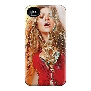 Hot Design Premium Xmh16530EOIT Cases Covers Iphone 6 Protection Cases(shakira 28)