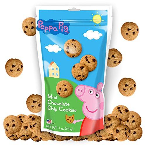 Peppa Pig Chocolate Chip Cookies]()