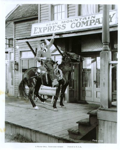 Robert Wagner The True Story of Jesse James 8x10 1957#2