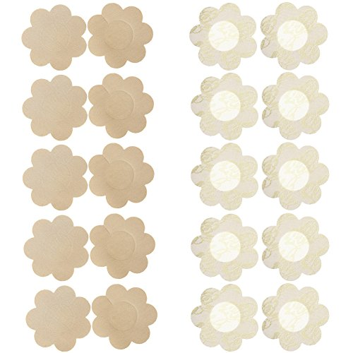 Ayliss Nipple Disposable Self Adhesive Pasties product image