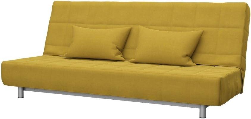 3 Posti Divano Letto Ikea Beddinge.Soferia Fodera Extra Ikea Beddinge Divano Letto A 3 Posti Tessuto Elegance Dark Yellow Amazon It Casa E Cucina