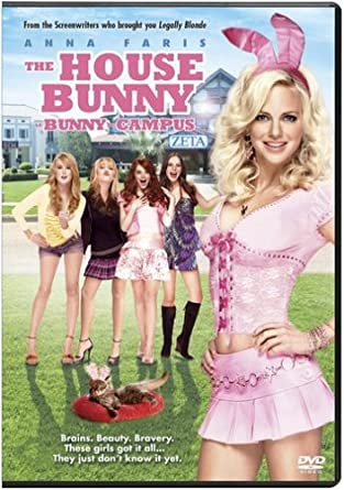 Amazon Com House Bunny Anna Faris Emma Stone Katharine Mcphee Rumer Willis Kat Dennings Fred Wolf Movies Tv