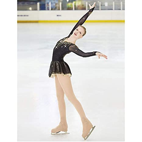 Amazon.com: HONGSHENG Adult and Children Figure Skating ...