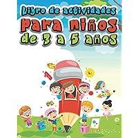 Libro de actividades para niños de 3 a