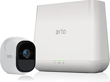 Amazon arlo pro by netgear security system with siren 1 arlo pro by netgear security system with siren 1 rechargeable wire free hd camera solutioingenieria Gallery