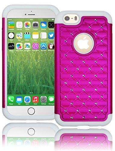 Bastex Heavy Duty Hybrid Case for Apple iPhone 6, 4.7