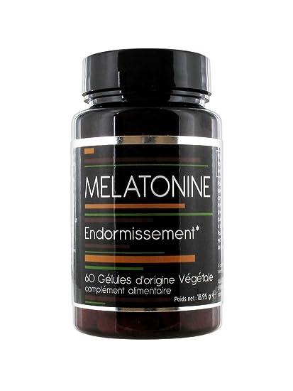 Melatonina – 60 Cápsulas