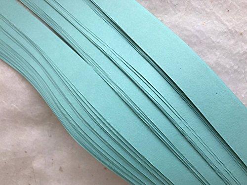 - Froebel Moravian Star Strip Weaving Papers, 50 Pack, Light Aqua (3/4 inch)