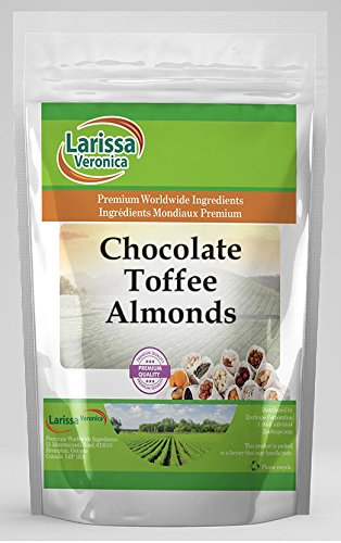 Almond Toffee Milk (Chocolate Toffee Almonds (16 oz, ZIN: 524908))