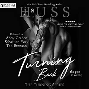 Turning Back Audiobook