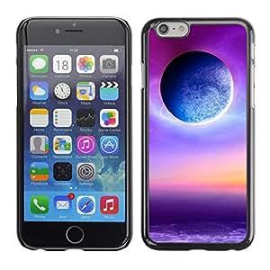 Stuss Case / Funda Carcasa protectora - Radiance Of The Furple Sun - iPhone 6