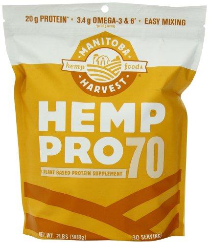 Манитоба Harvest Конопляное Pro 70 белковых добавок, 32 унций