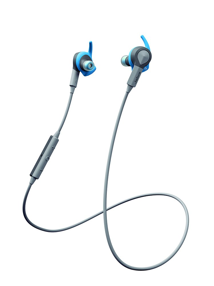 Jabra Sport Coach Special Edition Wireless Bluetooth Stereo Earbuds (Top 5 Best Earphones For Music In India)