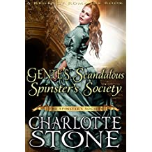 Genie's Scandalous Spinster's Society (The Spinster's Society) (A Regency Romance Book)