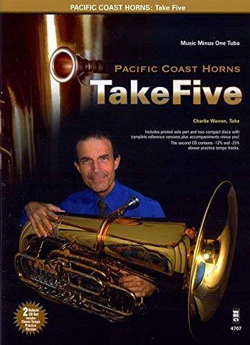 Pacific Coast Horns, Volume 1 - Take Five: Tuba ebook