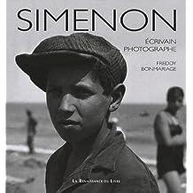 SIMENON : ÉCRIVAIN PHOTOGRAPHE+DVD