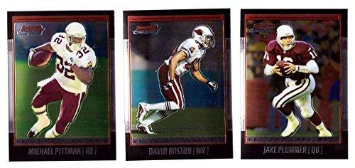 2001 Bowman Chrome Football (Base 1-110) - ARIZONA CARDINALS ()