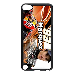 ipod 5 Black Marc Marquez phone cases&Holiday Gift