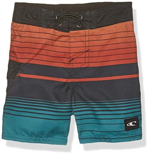 O'Neill Big Boys' 18 Inch Outseam Ultrasuede Swim Boardshort, Spice/Lennox, 23