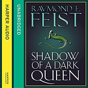 Shadow of a Dark Queen Audiobook