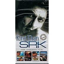 King Khan SRK Four Evergreen Films