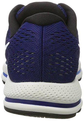 Nike Air Zoom Vomero 12, Zapatos para Correr para Hombre Azul (Deep Royal Blue/summit White/black)