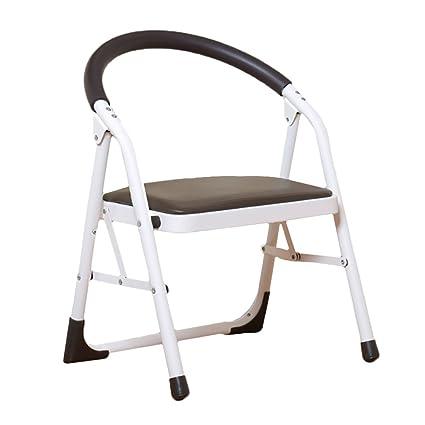 Escaleras hogareñas de una sola planta, sillas de oficina ...
